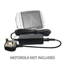 6V Battery Charger Power Adapter for Motorola MBP26, MBP33, MBP36 Baby Monitor