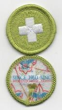 "Safety Merit Badge, Type L ""Since 1910"" Back (2013-Current), Mint!"