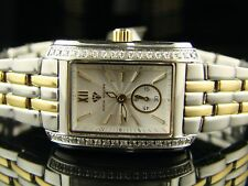 Womens Aqua Master 2 Tone Joe Rodeo Diamond Watch .75 C
