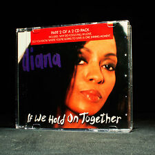 Diana Ross - If We Hold On Together - music cd EP