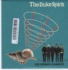 (BK831) The Duke Spirit, My Sunken Treasure - DJ CD