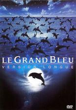 "19180 // LE GRAND BLEU VERSION LONGUE DVD EN TBE 36"" EN PLUS"