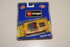 WW 1:43 BBURAGO BURAGO 4872 FERRARI F50 F 50 YELLOW MIB BLISTER RARE