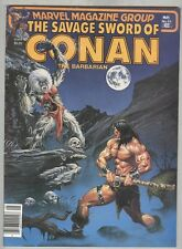 Savage Sword of Conan #64 May 1981 FN Jusko Cover