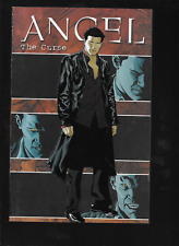 Angel: The Curse by Jeff Mariotte 2006, Tpb Idw Comics Oop BtVs Joss Whedon