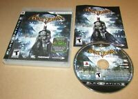 Batman: Arkham Asylum for PlayStation 3 PS3 Complete Fast Shipping
