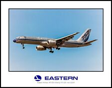 Eastern Airlines Boeing 757-225 11x14 Photo (N017LADH11X14)