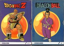 LOTTO 2 DVD NUOVI - DRAGON BALL , DRAGON BALL Z - NUOVI INCELLOFANATI