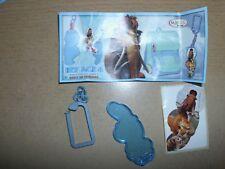 Kinder Joy, Ice Age 4, NV259 Schlüsselanhänger  + BPZ D.
