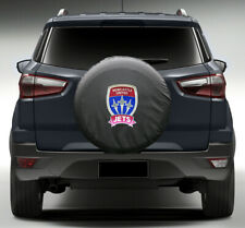 Newcastle Jets 4WD Spare Wheel Cover MEDIUM 70cm - HALF PRICE & FREE DELIVERY