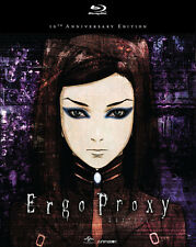 Ergo Proxy: The Complete Series (BD, 2016, 3-Disc Set)