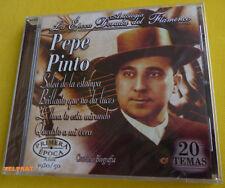 PEPE PINTO - Antología la época dorada del flamenco - Precintada