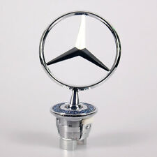 3D Auto Car Front Hood Emblem Badge for Mercedes Benz W202 W204 W221 W208 W220