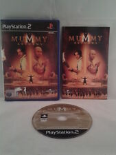 JUEGO PS2 THE MUMMY RETURNS PLAY STATION 2 PAL