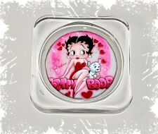 Betty Boop, My Valentine Glass Coaster Gift, Ltd Edition | Cellini Plaques #1