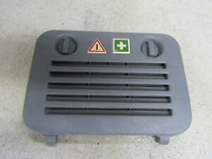 2000 Mercedes ML320  Grey Emergency First Aid Kit Access Cover Panel, LH