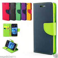Flip Leather Wallet Case Cover For HTC Desire 820 820T