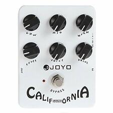 Joyo JF-15 California Sound Mesa/Boogie MKII Amp Simulator Guitar Effect Pedal