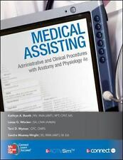 Medical Assisting : Administrative and Clinical Procedures Workbook