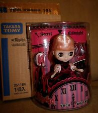Takara CWC Petite Blythe Secret Midnight Tea Party Mini Doll NRFB