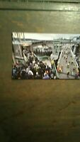 BAINBRIDGE ISLAND FERRY COMMUTE POST CARD WASHINGTON STATE FERRIES WINSLOW WA