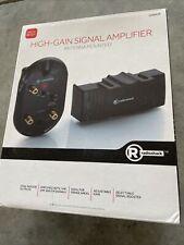 New listing RadioShack Antenna-Mounted High-Gain Signal Amplifier - Catalog 1500526