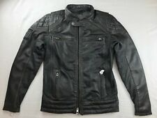 NWT Harley Davidson Men BLACK LABEL #1 Distressed Leather Jacket S 98113-16VM