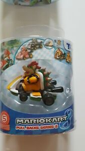 Tomy Toys MarioKart Bowser Pull Back Series 2 suitable 3+ years BN Sealed Boxed