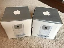 Lot of 2 Apple iPod Classic 1st Generation (5 GB) M8541 ***Boxes Only***