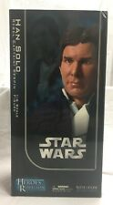 Star Wars Sideshow 1/6 Scale - Han Solo Rebel Captain: Bespin - with Mailer Box