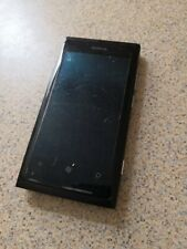 Nokia Lumia 800 - 16GB - Black (Unlocked) Smartphone