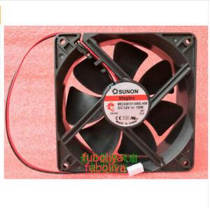 for Sunon Cooling Fan MEC0381V1-000C-A99 DC 12V 833mA 10W 120X120x38mm #xl