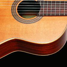 Teton STC105NT Classical Nylon String Guitar ONLY Solid Cedar Top Mahogany B&S