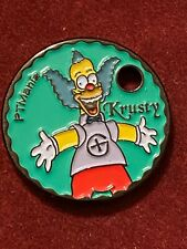 Pathtag 12192 - Krusty - The Simpsons
