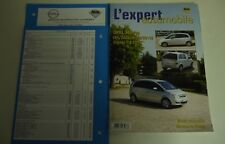 Revue technique l'expert automobile 499 Opel Mériva 01/2006->06/2010 diesel 1.3
