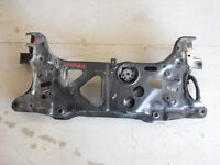 11-14 VW JETTA SE UNDERCARRIAGE CROSS MEMBER SUB FRAME ENGINE CRADLE 1.8L FRONT