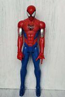 "SpiderMan 11"" Inch Action Figure Hasbro Toy Marvel Super Hero 2017"