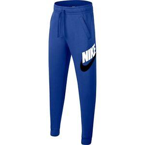 Nike Boys Sportswear  Fleece Jogger Pants in GameRoyal/Heather,Different Sizes