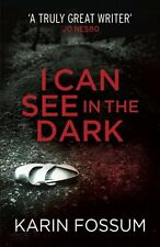 I Can See in the Dark,Karin Fossum, James Anderson- 9780099571834