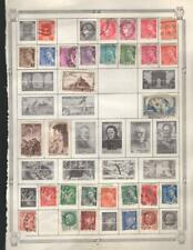 1¢ WONDER ~ FRANCE M&U SMALL LOT ON PAGES ALL SHOWN ~ K959