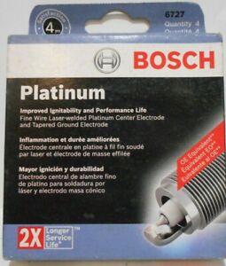 Spark Plug-OE Fine Wire Platinum Bosch 6727