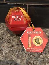 Burt's Bees Pomegranate Lip Balm And Lemon Butter Cuticle Cream Ornament