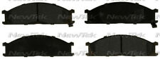 Disc Brake Pad Set Front,Rear Auto Extra AXMD333