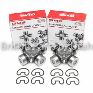 Range Rover Classic P38 Discovery 2 1 Defender Universal U Joint GMB Greasible 2