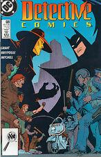 Detective Comics #609 - 2nd App Anarchy! - 1989 (High Grade)