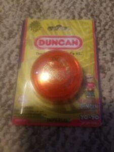 Duncan Yo-Yo Orange