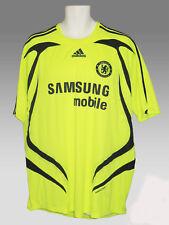 NW Adidas Clásicos Chelsea Camiseta de Fútbol Jugador Edición Formotion Amarillo
