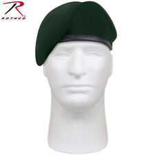 Rothco G.I. Type Inspection Ready Beret 6½-7¾ - Military Style Made to Mil Spec