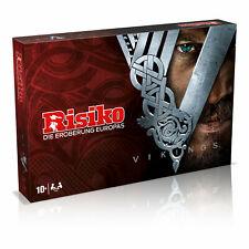 Riesgo Vikings-la conquista de europa sociedad juego juego de mesa alemán