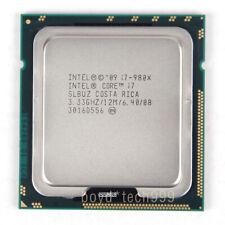 Intel Core i7-980X CPU Extreme Edition 6Core 12M 3.33GHZ SLBUZ LGA1366 Processor